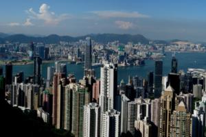 """香港旅游业复苏明显 """"五一""""内地游客增22.4%"""