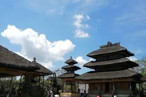 郑州跟团到巴厘岛7日游、巴厘岛旅游费用巴厘岛风景好人少酒店好