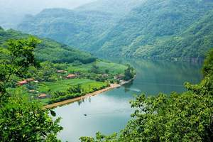 暑期特惠_丹东青山沟一日游_含飞瀑涧虎塘沟两大景区