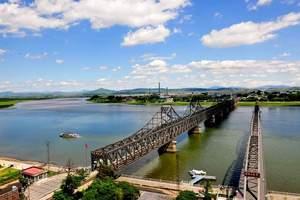 丹东鸭绿江断桥历史红色教育基地一日游门票