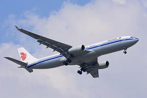 世界航空公司排行榜出炉:国航位列全球最安全航空第五