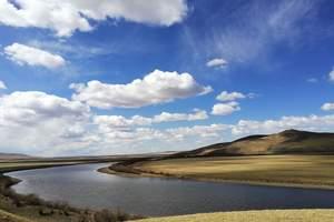呼伦贝尔旅游包车:根河湿地+室韦+临江+阿尔山等