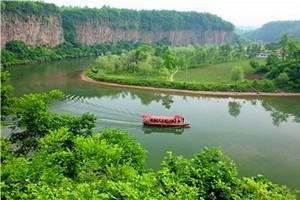 丹东旅游_丹东百瀑峡瀑布+黄椅山玄武湖一日游