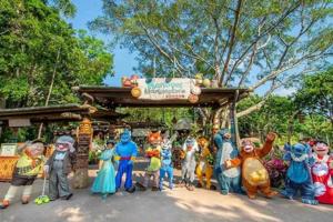 香港迪士尼和微信达成深度合作 欲吸引更多内地客人