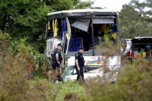 突发!中国游客在加拿大发生交通事故,24人受伤