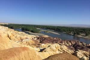 自驾穿越天山-南北疆、独库公路、喀纳斯湖、果子沟环游13天