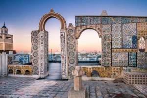 长春到非洲摩洛哥旅游 长春到摩洛哥+突尼斯11日游