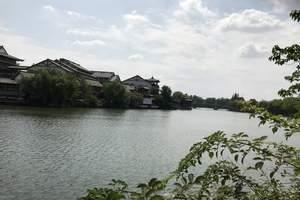 山东红色游+台儿庄古城、醉美红荷微山湖、临沂孟良崮高铁三日游
