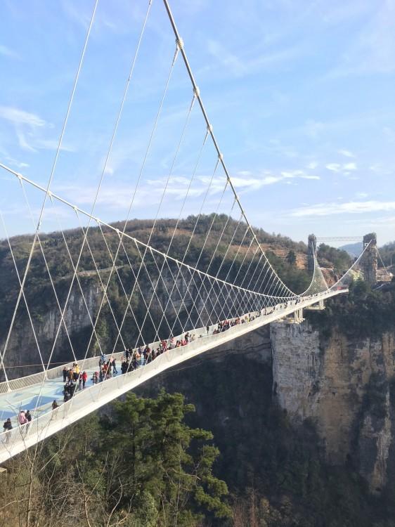 镇江到马仁奇峰、绝壁天梯玻璃栈道,飞龙在天玻璃桥一日游