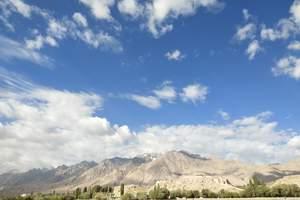 十一青岛游新疆乌鲁木齐喀什卡拉库里湖罗布人村寨坎儿井峡谷8日