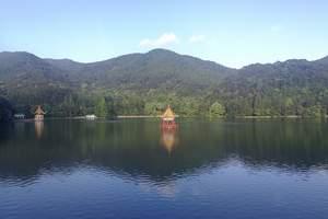 江西庐山风景区2日1晚跟团游(仙人洞+含鄱口+三叠泉纯玩)