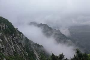 庐山(上山顶)三叠泉瀑布品质三日游