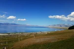 新疆伊犁8天深度游(赛里木湖、伊犁那拉提草原、杏花沟、沙漠)