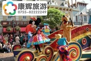 去港澳找哪家旅行社?深圳到港澳4天纯玩游、蜡像馆、迪士尼乐园