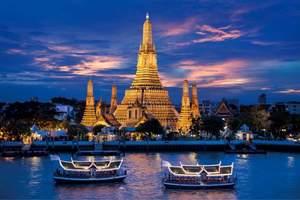 初遇·泰国 泰国·曼谷、芭提雅5 晚6 天贵阳到泰国春节游