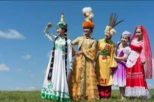 暑假到新疆旅游多少钱/宁波到可可托海、喀纳斯湖、天山双飞8日