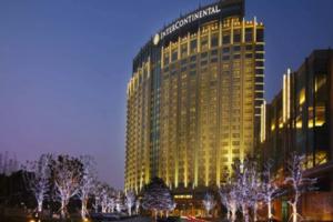 开放特许经营两年 洲际旗下智选假日签下100多家酒店