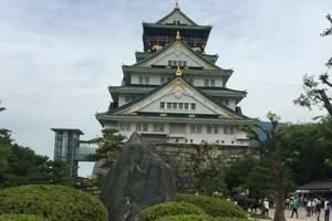 上海到日本旅游,关西双古都5晚6日半自助游 (名古屋进出)
