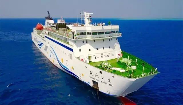 三亚到西沙豪华邮轮四日游 乘邮轮到三沙市西沙群岛旅游攻略