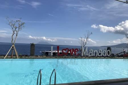 潜水胜地-MANADO美娜多之旅8天 鄂尔多斯起止西安直飞