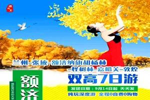 郑州坐高铁去看胡杨林_胡杨林旅游高铁团_兰州张掖胡杨林七日游