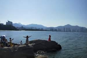 【直飞惠州】洛阳出发到广东巽寮湾+双月湾双飞6日游 0自费