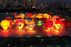 2018中国热气球俱乐部联赛兰州安宁站圆满落幕
