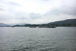 【杭州、千島湖、烏鎮、上海四日游】