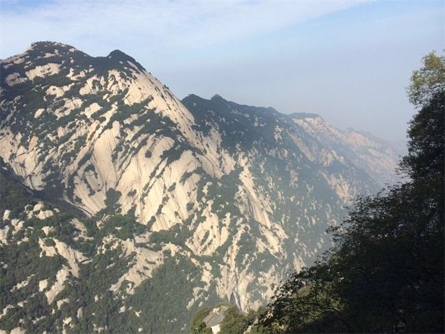 华山一日游攻略,西安到华山旅游游法,西安到华山一日攻略瑞意旅行攻略图片