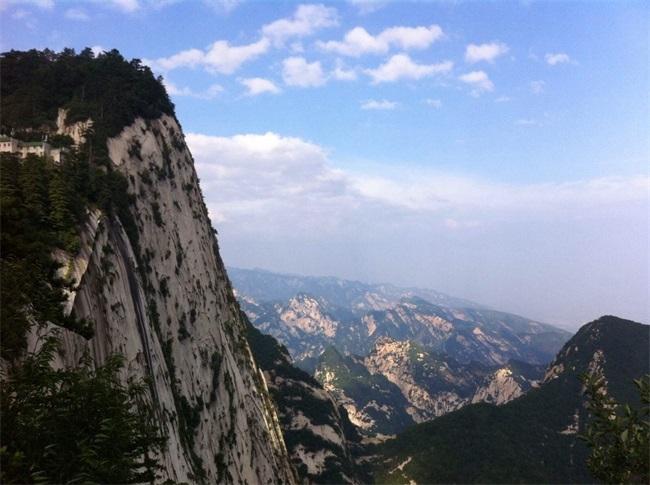 西安到汉中沿途风景区