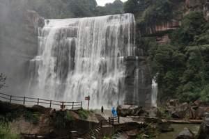 贵州旅游、深圳报团去遵义、赤水、佛光岩、茅台镇五天高铁游