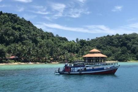 春节高端泰国半自由行_青岛去泰国近海繁华高端度假半自助7日游