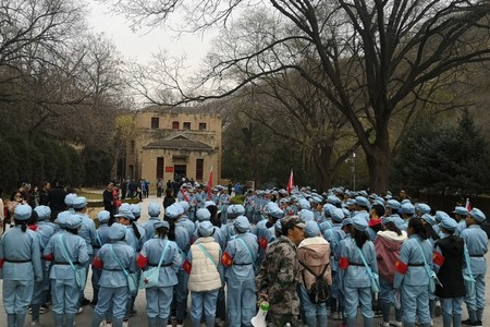 延安研学 了解革命历史,增强爱国热情,激发报国情怀七天研学