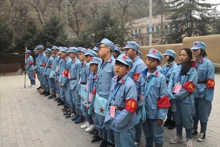 延安研学 社会实践夏令营活动3晚4日游 黄土地教育培训