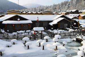 寒假去玩雪,深圳直飞哈尔滨、冰雪大世界、亚布力、雪乡双飞5天