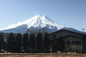 日本东京、富士山半自由6日之旅