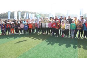 2018中国长宁蜀南竹海热气球天空飞行月:亲子时光,让孩子们快乐飞翔