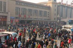 2019春节全国出游人次预计将超4亿