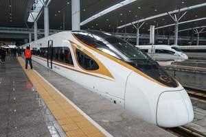 """""""最美高铁路""""杭黄高铁开通满月 沿线游客井喷式增长"""