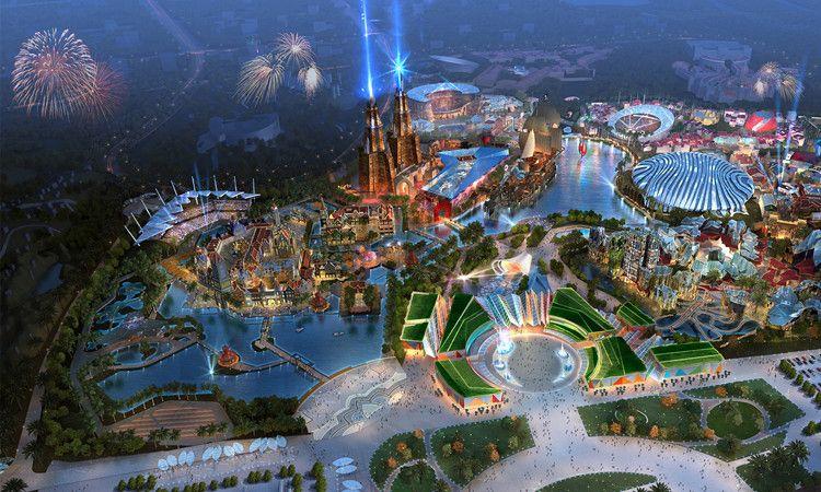 三亚新旅游景区 三亚2019年必玩 海南新景点