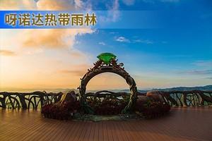 三亚��呀诺达雨林文化旅游区门票