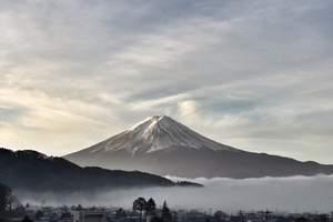 观山听海-日本本州三温泉美食美景七日游、日本高端游推荐