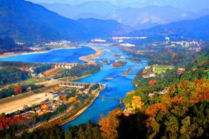 都江堰市27个重大项目集中开工 涉及文旅商务等四个领域