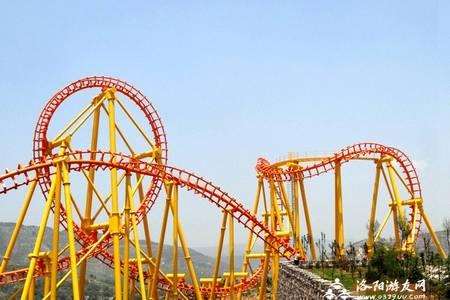 洛阳到新乡五龙山欢乐世界+动物园一日游 五龙山欢乐园门票
