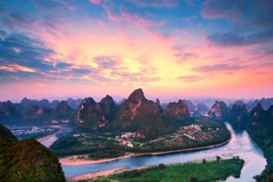 """桂林10景区实行""""先游后付"""" 推动优质旅游品牌建设"""