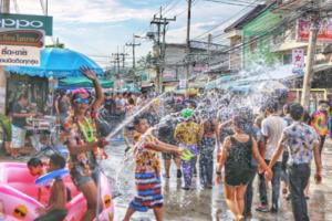 泰国泼水节临近 将有大批中国游客前往泰国旅游