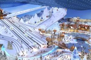 融创文旅三地布局冰雪旅游领域,投资500亿的广州项目6月开业