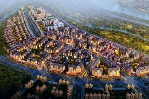 400项目扎堆都江堰 成都融创万达城或将成为文旅产业领头羊