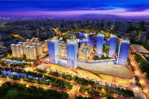 总投资120亿的延安万达城启动 万达重启文旅综合体