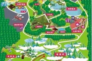 """以""""智慧""""促进乡村旅游提质升级   龙岩培斜村福海龙乡景区打造云票务平台"""